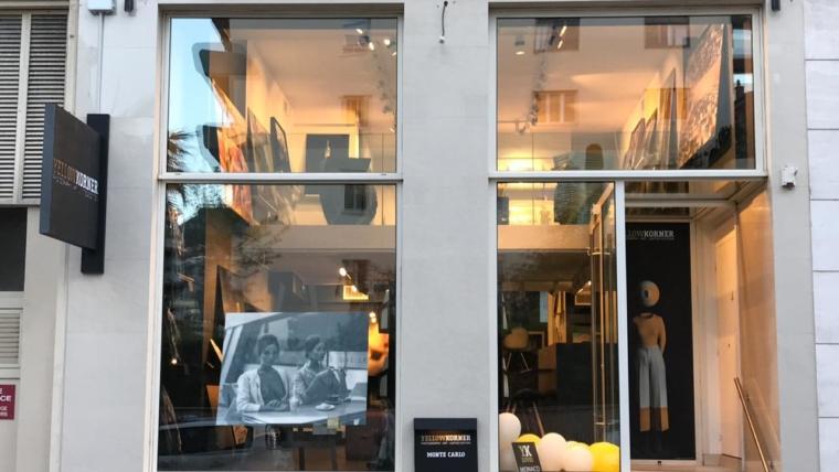 New gallery opening in monaco