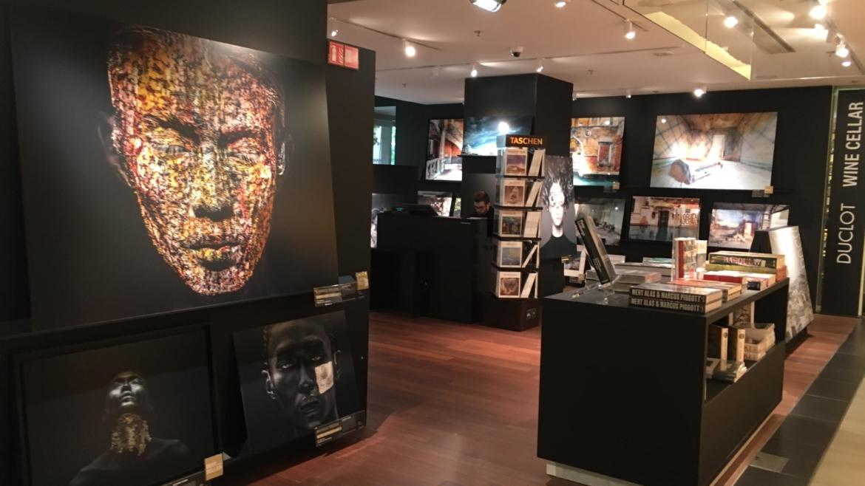 Ouverture d'une nouvelle galerie à Paris LES GALERIES LAFAYETTE
