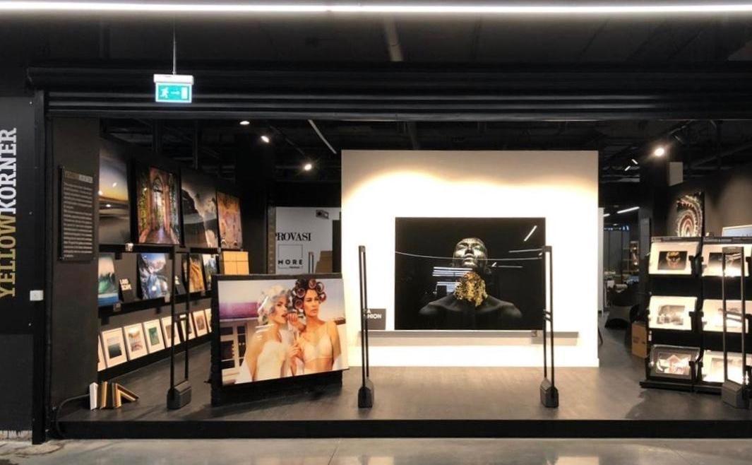 Inauguration d'une nouvelle Galerie à Moscou !