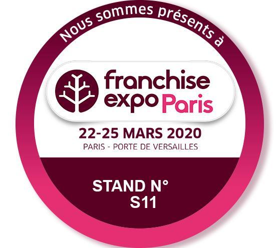 [SAVE THE DATE] Salon Franchise Expo Paris – Du 22 au 25 Mars – Porte de Versailles