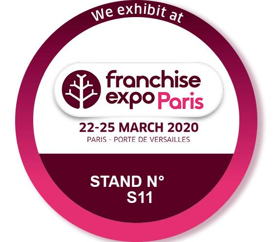 [SAVE THE DATE] Franchise Expo Paris from 22nd to 25th – Porte de Versailles