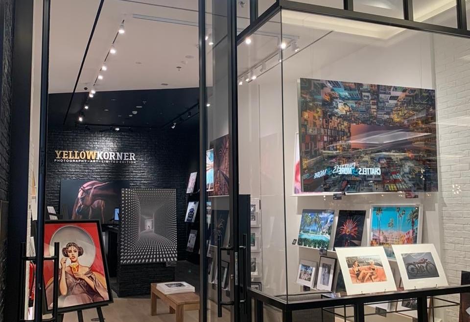 New gallery opening in Dubaï!