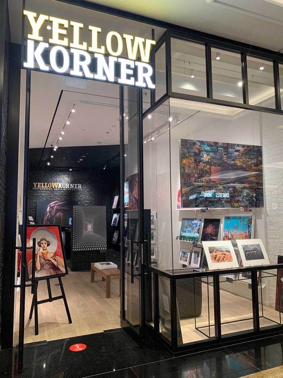 Ouverture d'une nouvelle galerie à Dubaï !
